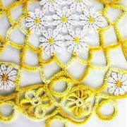 Daisy Crown Craft Collar Necklace
