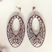 'Splendour' Recycled Handmade Necklace, Semi-Precious Stones Bracelets & Matching Earrings